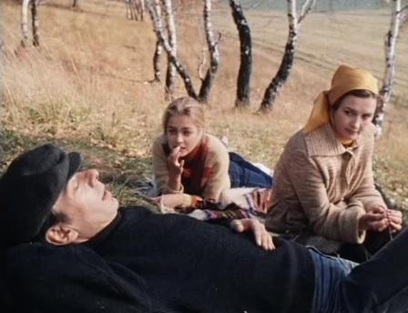 Gocha, Alexandra et Katia