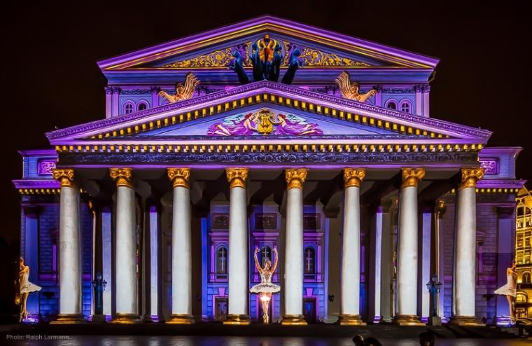 Lumières sur le Bolshoi